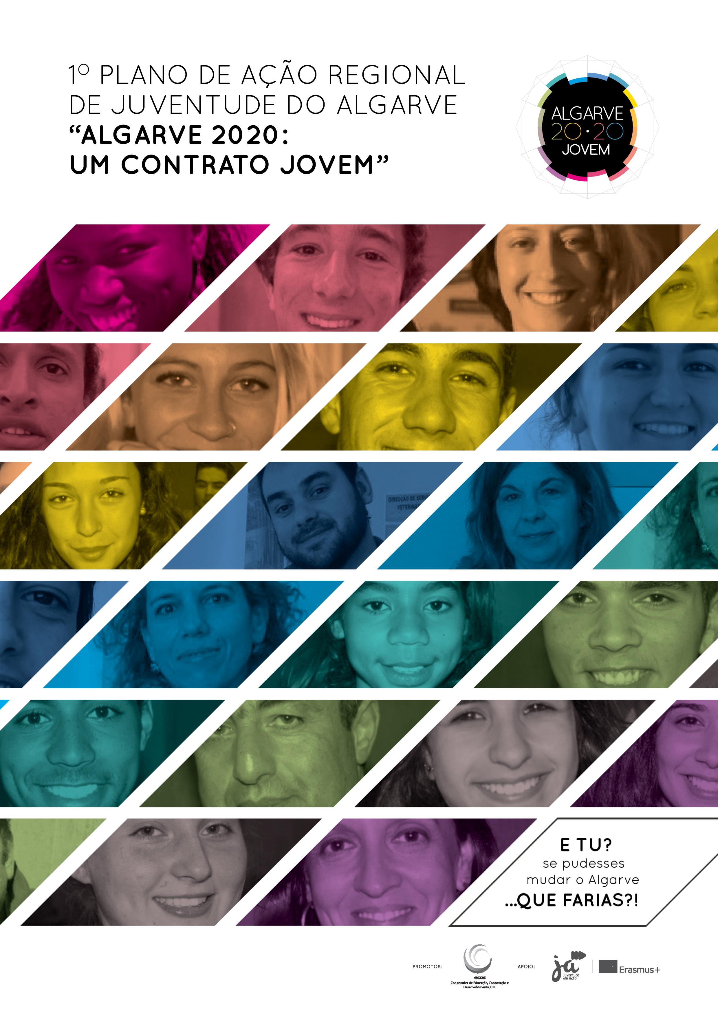 1º Plano de Ação Regional para a Juventude do Algarve